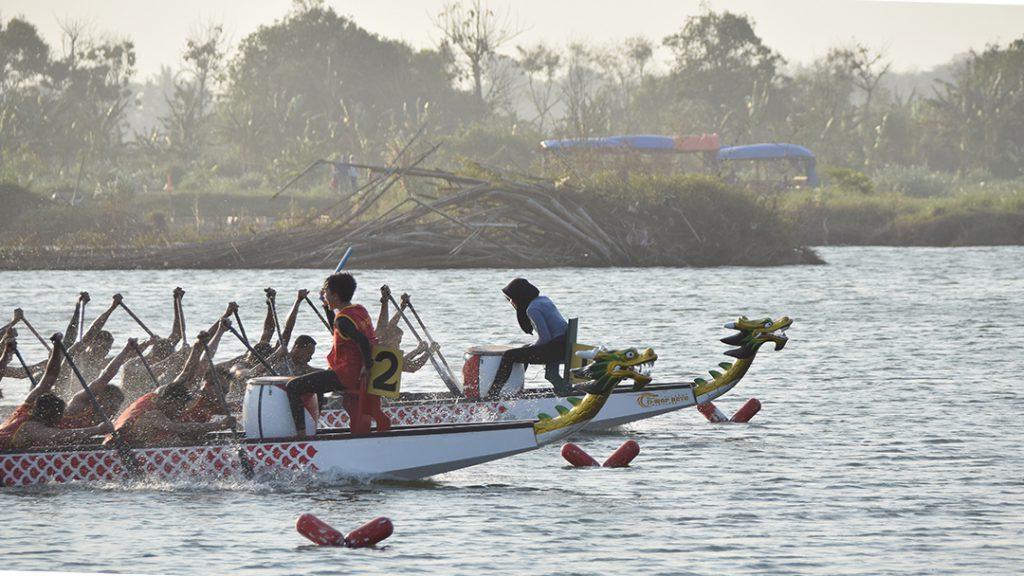 Festival Perahu Naga memasuki babak final