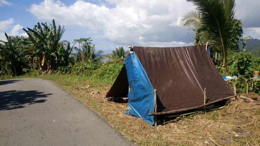Dampak Bencana Gempabumi Halmahera Selatan