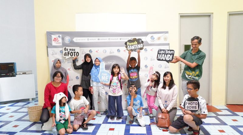 Science Camp Pelangi Indonesia di Museum Gumuk Pasir