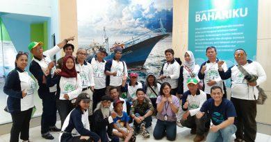 Asosiasi Komunitas Sungai Indonesia Berkunjung ke Museum Gumuk Pasir