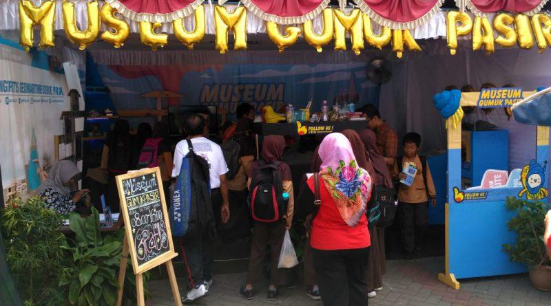 Museum Gumuk Pasir Ikut Serta dalam Bantul Expo 2019