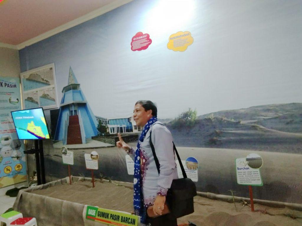 Gumuk Pasir Parangtritis diulas Lomba Perpustakaan Nasional