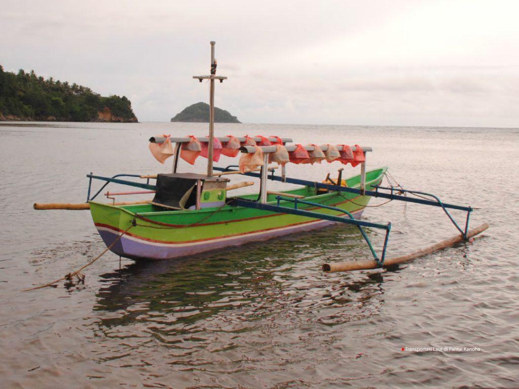 Kapal Menjadi Transportasi utama di Negara Maritim