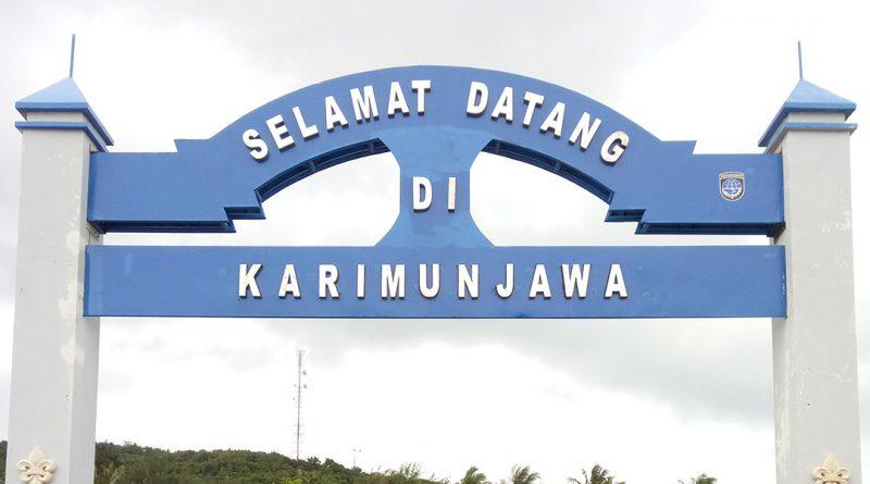 Gerbang Pintu Kawasan Wisata Karimunjawa