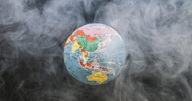 Kerusakan Ozon Setiap Hari Semakin Meningkat