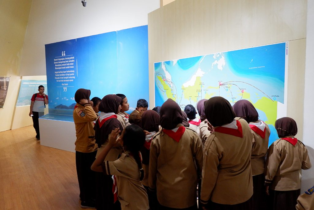 SD Gedongkiwo tak sekedar keliling Museum