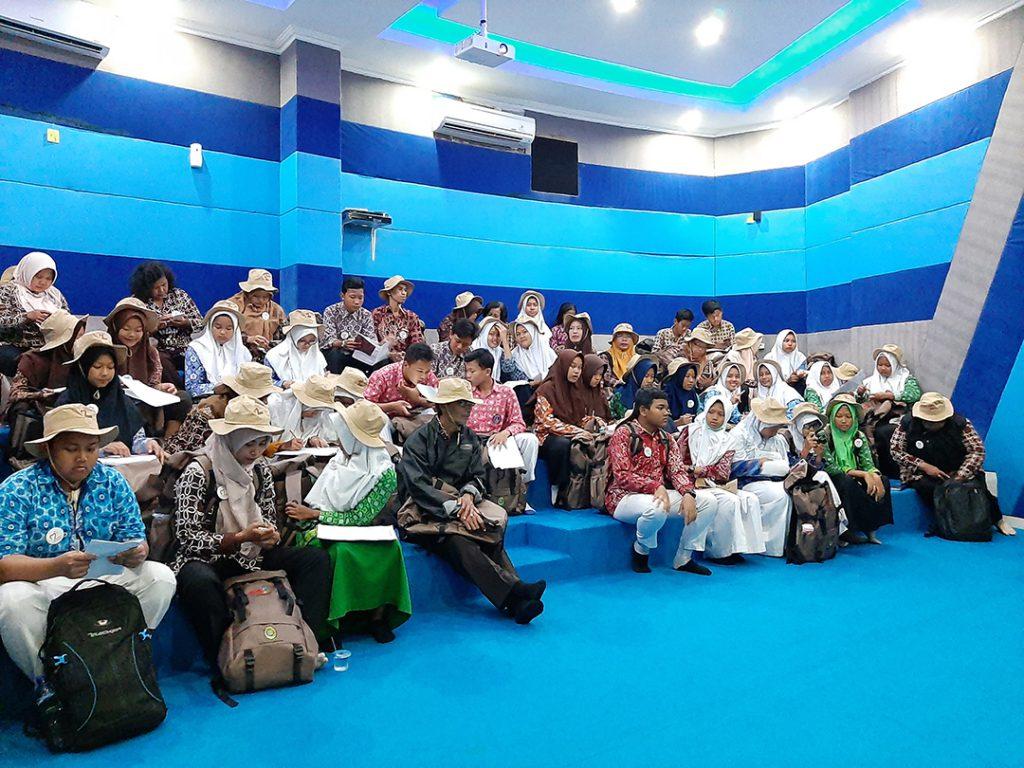 Dinas Kebudayaan Bantul mempunyai program kunjung museum