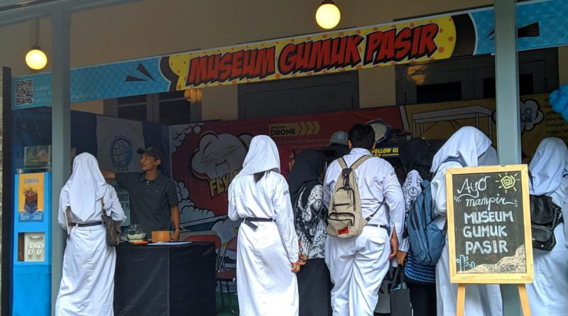 Pameran Jejak Langkah Museum Dicintai Publik