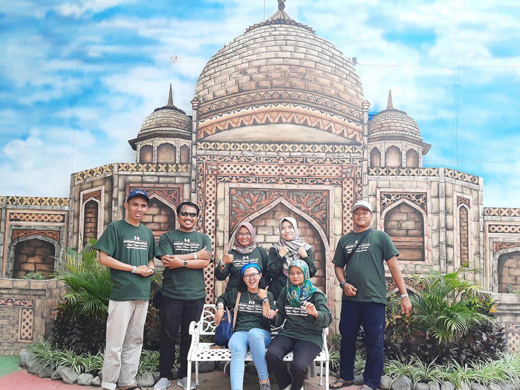 Batu Malang menjadi tujuan PGSP untuk belajar pelayanan
