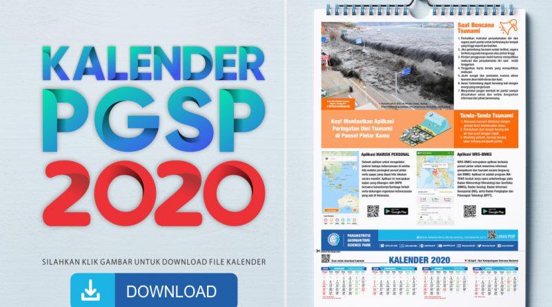 Kalender PGSP 2020