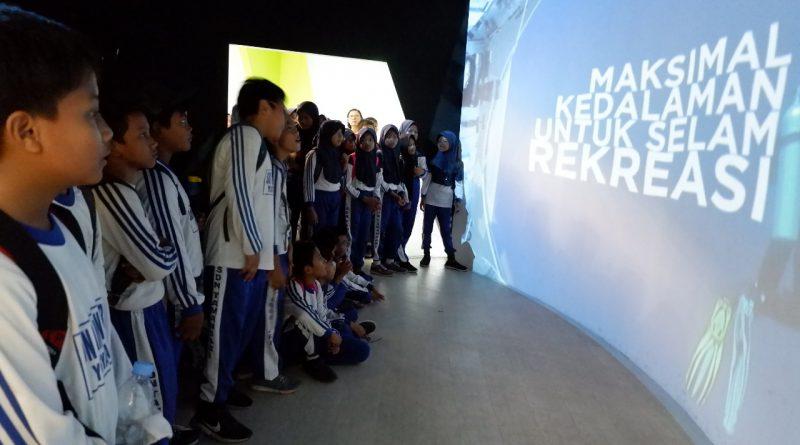 Kunjungan SD Tamansari 2 ke Museum Gumuk Pasir