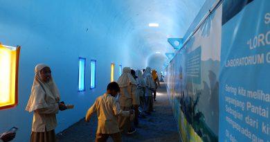 SD Muhammadiyah Gendol Belajar di Museum Gumuk Pasir