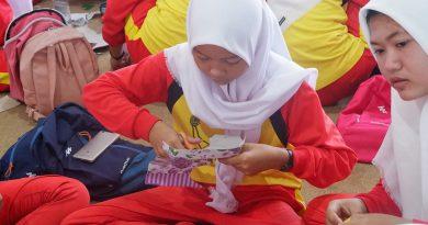 PGSP Bersama Garduaction Ajak Siswa Minat Sampah