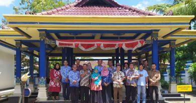 Pertemuan Forum Komunikasi Museum Bantul di Museum Jenderal HM Soeharto