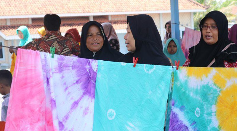 Workshop Pembuatan Batik Celup di PGSP