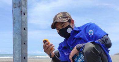 Survei Lapangan Pedoman Gumuk Pasir