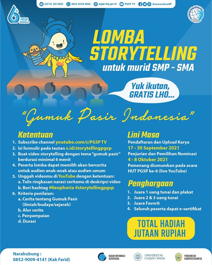 Lomba Storytelling